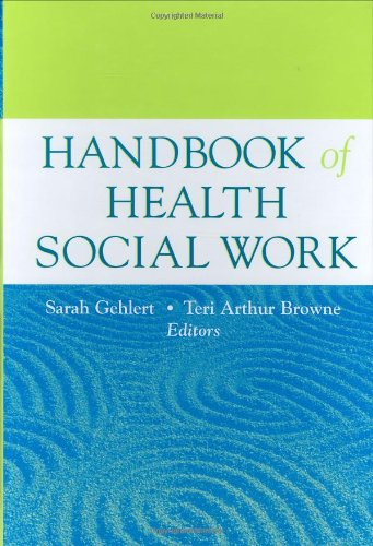 9780471714316: Handbook of Health Social Work
