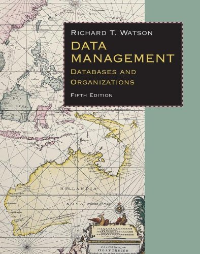 9780471715368: Data Management: Databases & Organizations