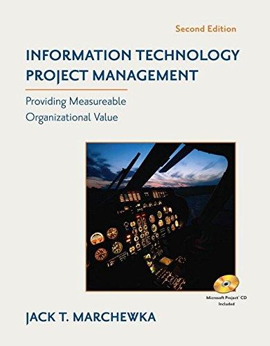 9780471715399: Information Technology Project Management: Providing Measurable Organizational Value