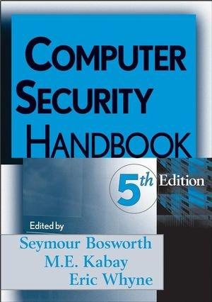 9780471716525: Computer Security Handbook