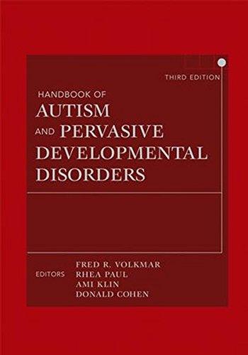 9780471716983: Handbook of Autism and Pervasive Developmental Disorders