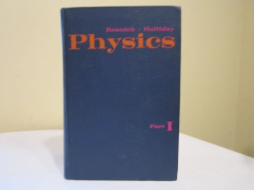 9780471717164: Physics, Part 1 (Pt.1)