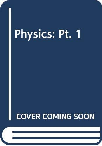 9780471717171: Physics (Part 1)
