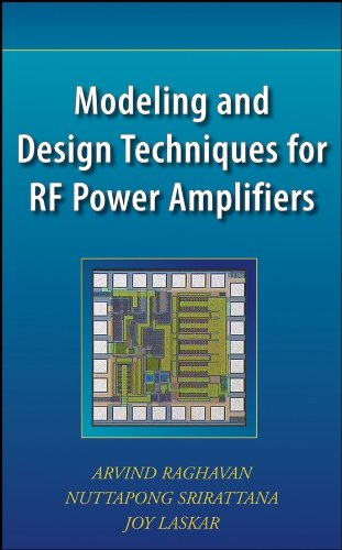 9780471717461: Modeling and Design Techniques for RF Power Amplifiers (Wiley - IEEE)