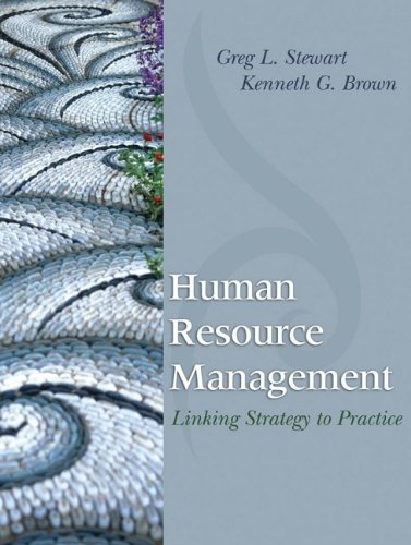 9780471717515: Human Resource Management: Linking Strategy to Practice