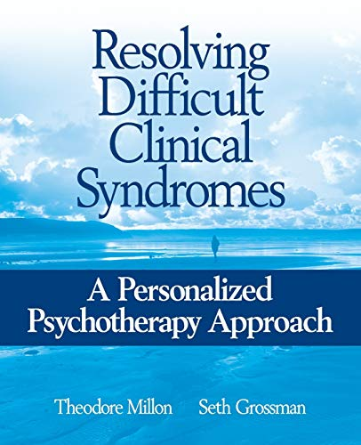 9780471717706: Resolving Difficult Clinical Syndromes: A Personalized Psychotherapy Approach