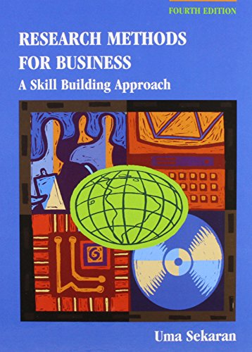 9780471718093: Research Methods for Business 4th Edition with SPSS 13.0 Set
