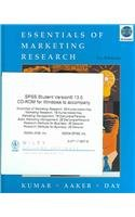 9780471718116: Essentials of Marketing Research, 2nd Edition with SPSS 13.0 Set