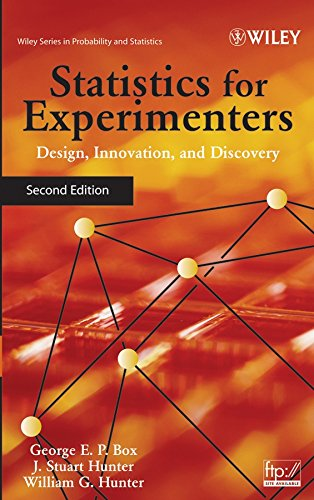 9780471718130: Statistics For Experimenters: Design, Innovation, and discovery