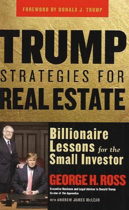 9780471718352: Trump Strategies for Real Estate: Billionaire Lessons for the Small Investor
