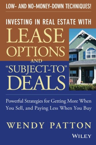 9780471718369: Investing in Real Estate With Lease Options and