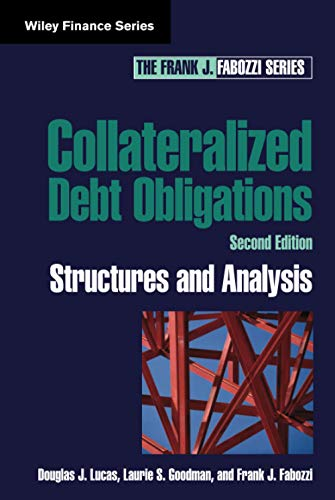 9780471718871: Collateralized Debt Obligations: Structures And Analysis