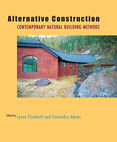 9780471719380: Alternative Construction: Contemporary Natural Building Methods
