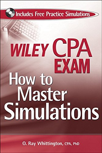 9780471719397: Wiley CPA Exam: How to Master Simulations (with CD ROM)