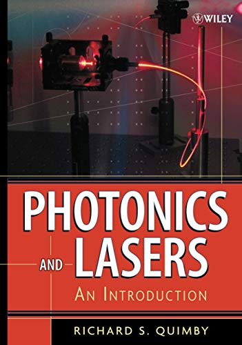9780471719748: Photonics and Lasers: An Introduction