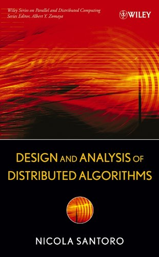 9780471719977: Design And Analysis of Distributed Algorithms