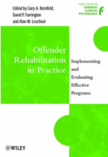 the effective rehabilitation of violent juveniles essay