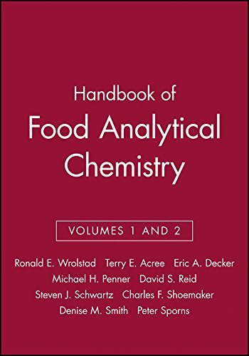 9780471721871: Handbook of Food Analytical Chemistry, Volumes 1 and 2: v. 1 & 2