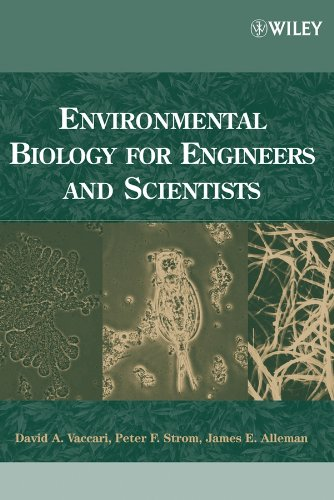 9780471722397: Environmental Biology for Engineers and Scientists