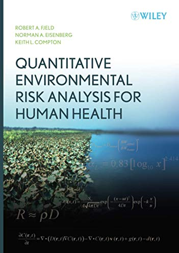 9780471722434: Quantitative Environmental Risk Analysis for Human Health