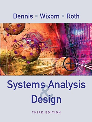 9780471722571: Systems Analysis and Design