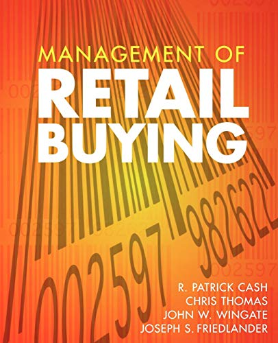 9780471723257: Management of Retail Buying