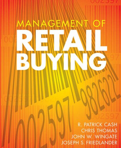 Management of Retail Buying: R. Patrick Cash,