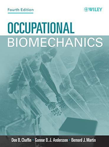 9780471723431: Occupational Biomechanics