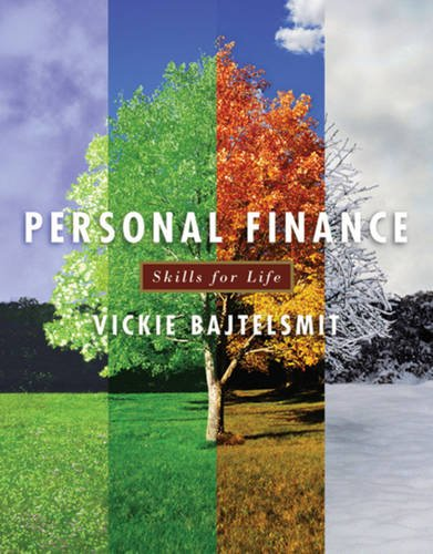 9780471723561: Personal Finance 1st Edition with Student Financial Planner Set