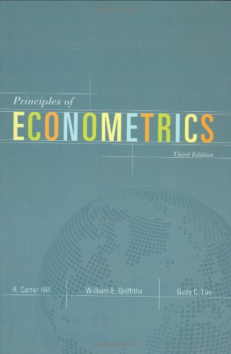 9780471723608: Principles of Econometrics