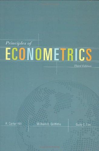 9780471723608: Principles of Econometrics