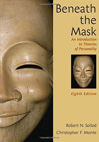 9780471724124: Beneath the Mask: An Introduction to Theories of Personality
