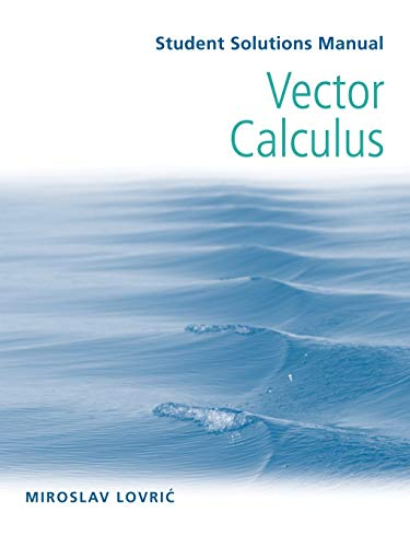 9780471725718: Vector Calculus