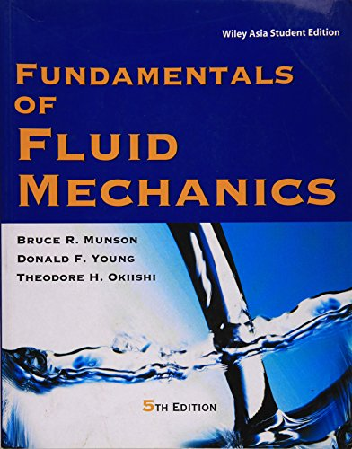 9780471725787: Fundamentals of Fluid Mechanics