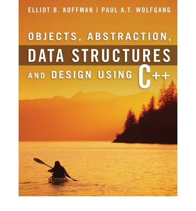 9780471726029: Objects, Abstraction, Data Structures and Design Using Java: Version 5.0