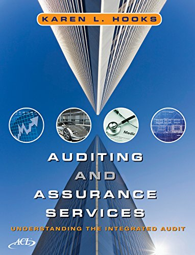 9780471726340: Auditing and Assurance Services: Understanding the Integrated Audit