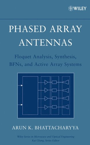9780471727576: Phased Array Antennas : Floquet Analysis, Synthesis, BFNs and Active Array Systems