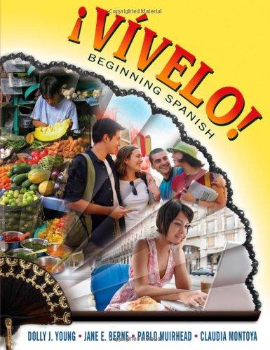 9780471727767: Vivelo! Beginning Spanish (Spanish Edition)