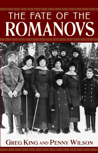 9780471727972: The Fate of the Romanovs