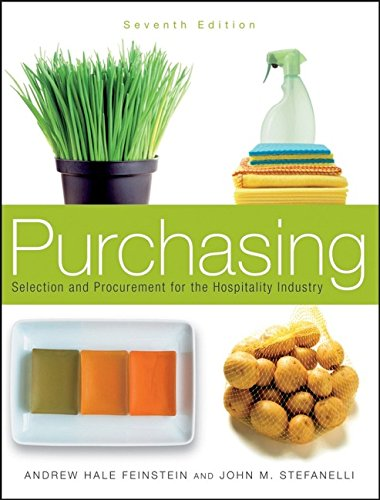9780471730088: Purchasing: Selection and Procurement for the Hospitality Industry