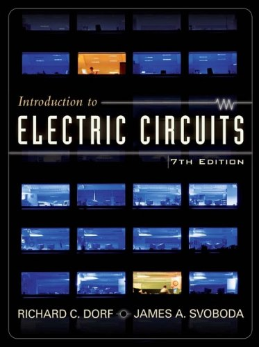 9780471730422: Introduction to Electric Circuits