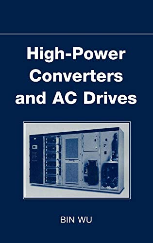 9780471731719: High-Power Converters and AC Drives