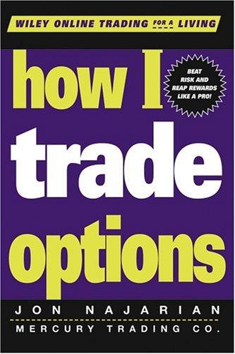 9780471731979: How I Trade Options