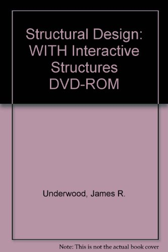 9780471732389: Structural Design: WITH Interactive Structures DVD-ROM