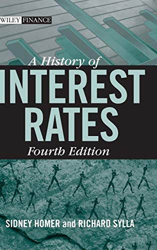 A History of Interest Rates: Sidney Homer