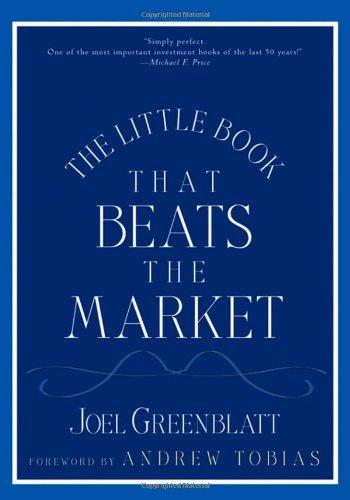 9780471733065: The Little Book That Beats the Market (Little Books. Big Profits)
