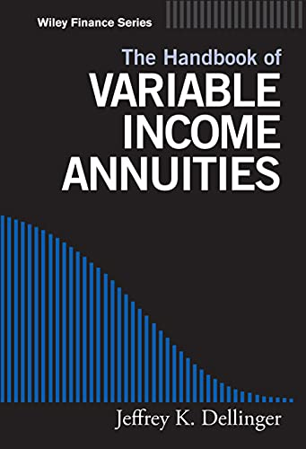 9780471733829: The Handbook of Variable Income Annuities