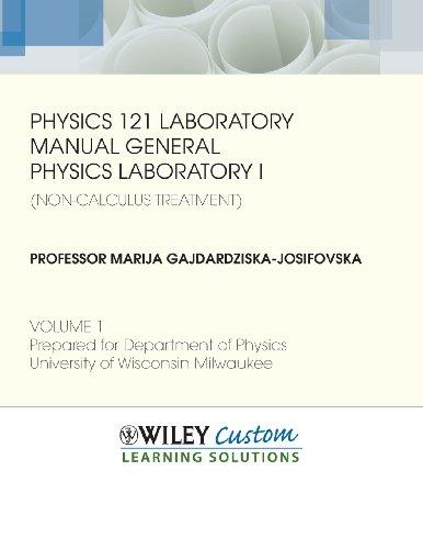 9780471734529: (WCS)Physics Lab I for UWM