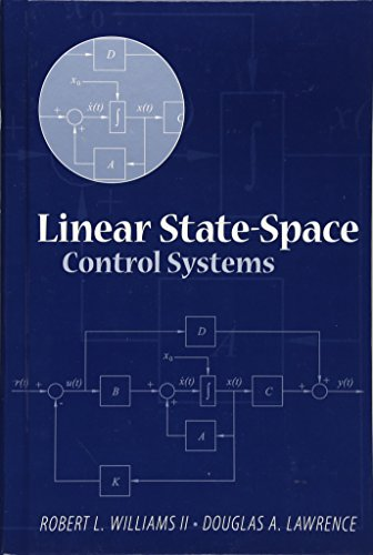 9780471735557: Linear State-Space Control Systems