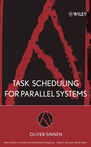 9780471735762: Task Scheduling for Parallel Systems (Wiley Series on Parallel and Distributed Computing)